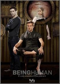 Being Human US (3ª Temporada) - Poster / Capa / Cartaz - Oficial 2