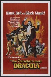 A Lenda dos Sete Vampiros  - Poster / Capa / Cartaz - Oficial 3
