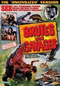 Brutes and Savages - Poster / Capa / Cartaz - Oficial 1