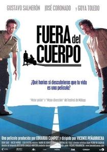 Fora do Corpo - Poster / Capa / Cartaz - Oficial 2