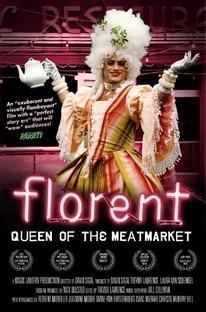 Florent: Queen of the Meat Market - Poster / Capa / Cartaz - Oficial 1