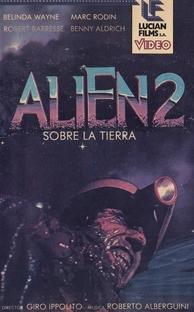 Alien 2 - Poster / Capa / Cartaz - Oficial 2