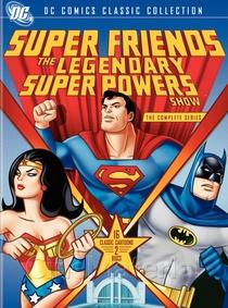 Super Amigos - 8ª Temporada (Os Lendários Super Amigos) - Poster / Capa / Cartaz - Oficial 1