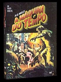 A Máquina do Tempo - Poster / Capa / Cartaz - Oficial 2