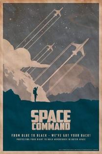Space Command - Poster / Capa / Cartaz - Oficial 1