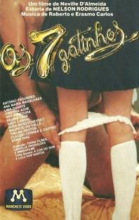 Os Sete Gatinhos - Poster / Capa / Cartaz - Oficial 1
