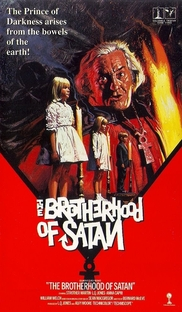 A Irmandade de Satanás - Poster / Capa / Cartaz - Oficial 3
