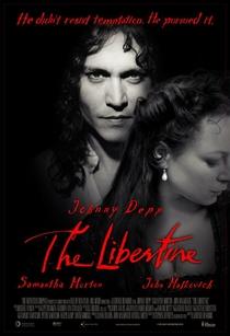 O Libertino - Poster / Capa / Cartaz - Oficial 1