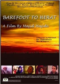 Barefoot to Herat - Poster / Capa / Cartaz - Oficial 1