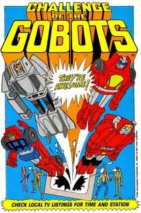 Os GoBots - Poster / Capa / Cartaz - Oficial 1