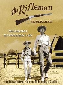 O Homem do Rifle (1ª Temporada) - Poster / Capa / Cartaz - Oficial 1