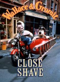 Wallace & Gromit: O Fio da Navalha - Poster / Capa / Cartaz - Oficial 4