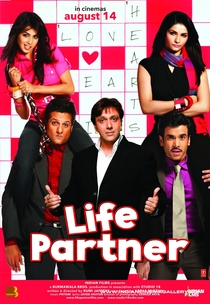Life Partner - Poster / Capa / Cartaz - Oficial 1