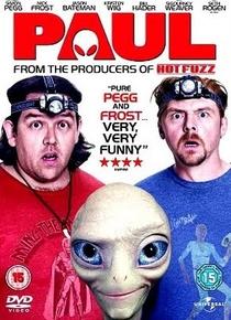 Paul: O Alien Fugitivo - Poster / Capa / Cartaz - Oficial 4