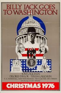 Billy Jack Vai a Washington - Poster / Capa / Cartaz - Oficial 4
