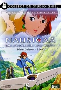 Nausicaä do Vale do Vento - Poster / Capa / Cartaz - Oficial 26