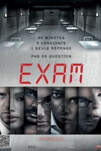 Exame - Poster / Capa / Cartaz - Oficial 3