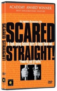 Scared Straight! - Poster / Capa / Cartaz - Oficial 1