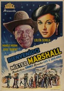 Bem-Vindo Senhor Marshall - Poster / Capa / Cartaz - Oficial 1