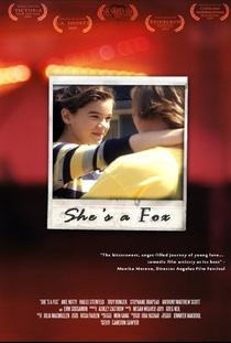 She's A Fox - Poster / Capa / Cartaz - Oficial 1