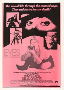 Os Olhos de Laura Mars - Poster / Capa / Cartaz - Oficial 7