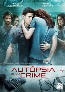 Autópsia de Um Crime - Poster / Capa / Cartaz - Oficial 1