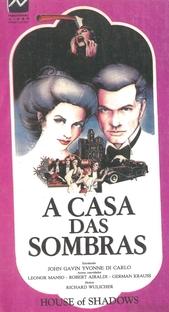 A Casa das Sombras - Poster / Capa / Cartaz - Oficial 2
