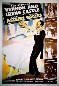 A História de Irene Castle e Vernon - Poster / Capa / Cartaz - Oficial 3