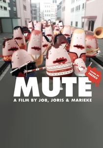 Mute - Poster / Capa / Cartaz - Oficial 2