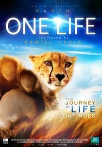 One Life - Poster / Capa / Cartaz - Oficial 1