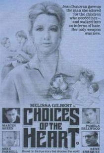 Choices of the Heart - Poster / Capa / Cartaz - Oficial 1