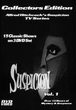 Suspicion (1ª Temporada)  - Poster / Capa / Cartaz - Oficial 1