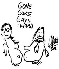 Gore Gore Gays - Poster / Capa / Cartaz - Oficial 1