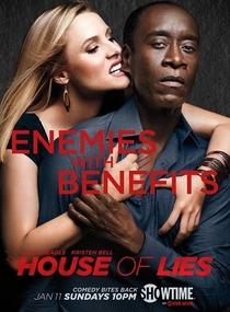 House of Lies (4ª Temporada) - Poster / Capa / Cartaz - Oficial 1