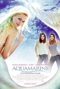 Aquamarine - Poster / Capa / Cartaz - Oficial 3