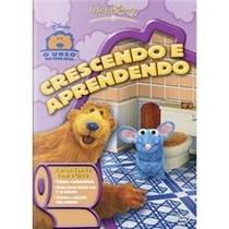 O Urso na Casa Azul - Vol. 1 - Crescendo e Aprendendo - Poster / Capa / Cartaz - Oficial 1