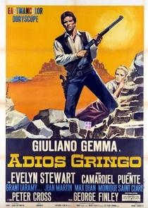 Adeus Gringo - Poster / Capa / Cartaz - Oficial 1