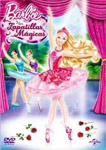 Barbie e as Sapatilhas Mágicas - Poster / Capa / Cartaz - Oficial 1