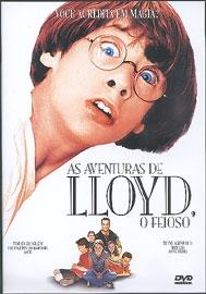 As Aventuras de Lloyd, o Feioso - Poster / Capa / Cartaz - Oficial 1