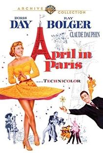 Paris em Abril - Poster / Capa / Cartaz - Oficial 4