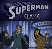 Superman Classic - Poster / Capa / Cartaz - Oficial 1