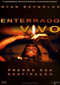 Enterrado Vivo - Poster / Capa / Cartaz - Oficial 8