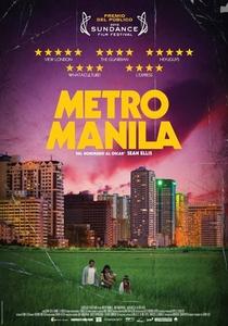 Metro Manila - Poster / Capa / Cartaz - Oficial 2