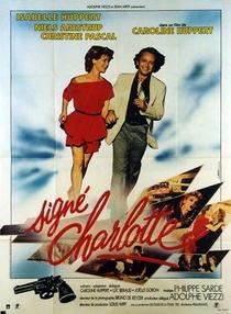 Signé Charlotte - Poster / Capa / Cartaz - Oficial 2