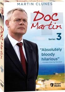 Doc Martin (3ª Temporada) - Poster / Capa / Cartaz - Oficial 1