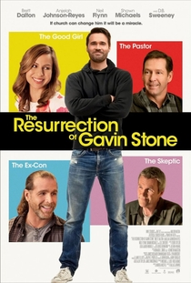 A Ressurreição de Gavin Stone - Poster / Capa / Cartaz - Oficial 1