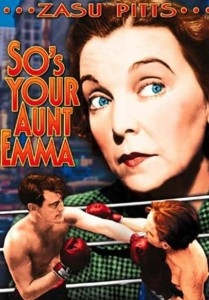 So's Your Aunt Emma! - Poster / Capa / Cartaz - Oficial 1