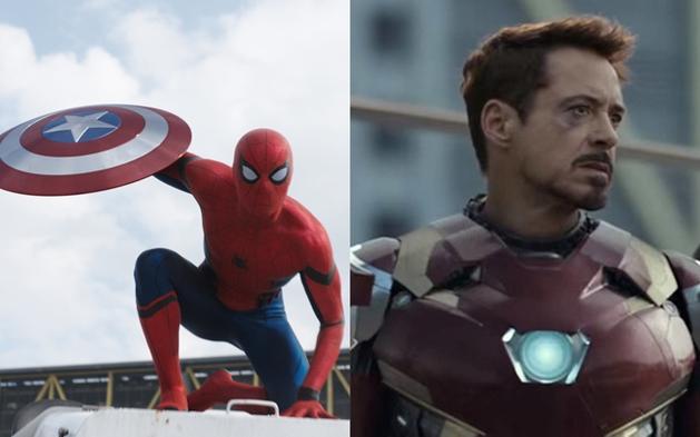 Spider-Man Homecoming: Relação entre personagem e Homem de Ferro deve evoluir