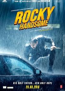 Rocky Handsome - Poster / Capa / Cartaz - Oficial 8