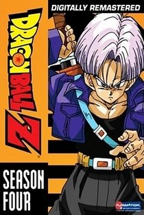 Dragon Ball Z (4ª Temporada) - Poster / Capa / Cartaz - Oficial 5